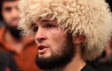 Высказывание чемпиона UFC Нурмагомедова о России возмутило россиян: боец отказался выходить на поединок с российским флагом