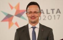 Венгрия опять угрожает Украине: глава МИД соседней страны пригрозил военным конфликтом