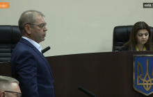 Пашинский и Турчинов в суде: онлайн-видеотрансляция