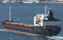 Судно вышло из мариупольского порта, но по дороге попало в крупные неприятности в Керченском проливе