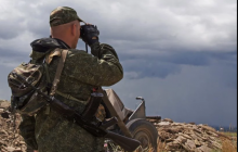 """На Донбассе был убит генерал РФ: появились разоблачающие кадры присутствия """"ихтамнетов"""" на оккупированных территориях"""