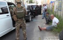 В Киеве КОРД провел спецоперацию по задержанию дерзкой банды: преступников выслеживали несколько недель