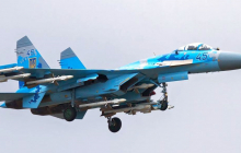 СМИ РФ выдали истребитель ВСУ за российский – курьез облетел Сеть