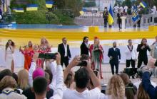 Экс-замминистра иностранных дел Лубкивский раскритиковал концерт ко Дню Независимости