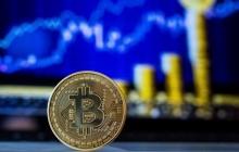 """Стоимость биткоина """"догоняет"""" психологическую отметку: эксперты выдали смелые прогнозы по криптовалюте - кадры"""