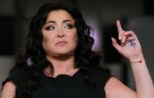 """Просто жесть: Милявская опубликовала в """"Фейсбуке"""" видео своих неадекватных плясок в аэропорту - кадры не для слабонервных"""