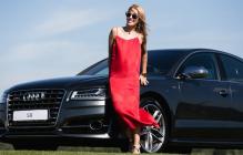 Audi разорвала с Собчак восьмилетний контракт: ведущая оскандалилась картинкой