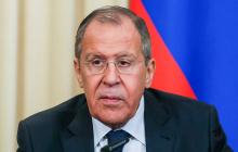 """""""Они антигуманные"""", - Лавров просит у США отмены санкций из-за коронавируса"""