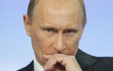 """Вся РФ застыла в ожидании """"большого шухера"""": рейтинг Путина рухнул до исторического минимума, ниже 34%"""