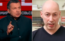 Соловьев и Гордон устроили новую перепалку: украинский журналист посмеялся над пропагандистом, видео