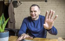 Олег Сенцов рассказал, что думает о Зеленском и капитуляции Украины