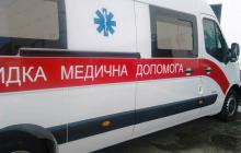 Под Николаевом ВАЗ влетел в группу детей на велосипедах и сорвался в кювет - много пострадавших: кадры