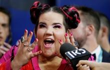 """Не поздравление, а оскорбление: победительницу """"Евровидения - 2018"""" случайно обозвали """"коровой"""""""