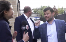 Богдан попался на неудобном вопросе об охране и убежал от ответа