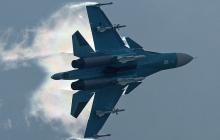 Российские СМИ: в небе над Ливаном Су-34 ВКС РФ чуть не схлестнулись с израильскими F-16
