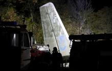 СМИ: На борту упавшего Ан-26 был сын сбитого под Луганском Героя Украины Скочкова