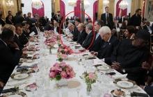 Трамп пересел от Путина на противоположную часть стола в Париже: фото вызвало скандал в соцсетях