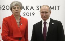 Мэй не оставила Путину шансов на встрече G20: громкие детали жестких ультиматумов Кремлю