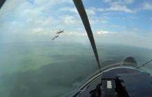 Украина срочно подняла авиацию для прикрытия ВМС и возможного удара по противнику - кадры