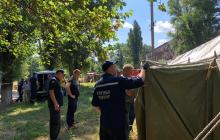 Катастрофа в Лисичанске: около 30 тыс. людей пострадали из-за непогоды