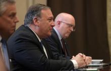 Госсекретарь США Майк Помпео отказался от поездки в Украину: причина срочного решения