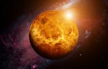 В атмосфере Венеры обнаружены признаки жизни - заявление ученых
