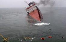 Грузовое судно с украинцами на борту затонуло в Черном море: Турция опубликовала кадры спасения экипажа