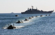 Россия пошла на новую подлость в Азовском море: к границам Украины подошла внушительная группировка войск РФ