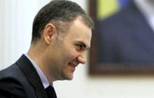 Приехал на Range Rover: соратника Януковича Юрия Колобова заметили в Киеве