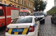 Взрыв на Андреевском спуске в Киеве: пострадавших экстренно госпитализировали – кадры