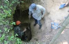 В центре Чернигова нашли детское погребение времен Киевской Руси: первые кадры уникальной находки
