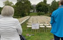 В Гааге требуют от РФ признать вину за сбитый MH17: сильные кадры акции родственников погибших