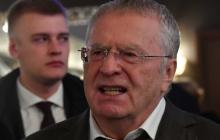 """""""Последние выборы в истории"""", - Жириновский сделал очередной бредовый прогноз по Украине"""