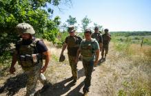 """Зеленский после поездки на Донбасс: """"Если что-то пойдет не так, каждый будет понимать, кто в этом виноват"""""""