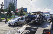 Жуткое смертельное ДТП в Киеве с военными ВСУ: двое бойцов скончались на месте
