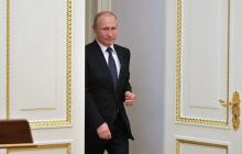 """Песков пояснил необычные детали в кабинете Путина: """"Считает, что там ему место"""""""