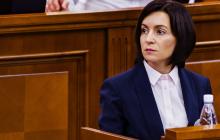 Майя Санду сменила пророссийского Додона в Молдове – у Путина отреагировали