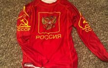 В США украинца вынудили надеть форму сборной России с символикой СССР: подробности скандала