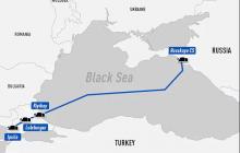 """У """"Газпрома"""" проблемы и на южном фронте: """"Турецкий поток"""" не может пройти в Европу"""