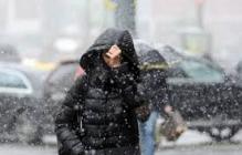 Жители Украины получили штормовое предупреждение: регионы ждут сильный мокрый снег, гололед и ветер до 20 м/с