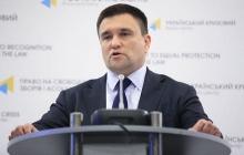 """Климкин назвал имя того, кто организовал фиктивные выборы в """"Л/ДНР"""""""