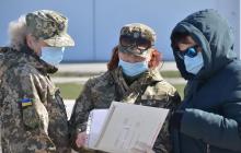 Первый случай COVID-19 в рядах ВСУ: стали известны имя и должность зараженного военнослужащего, детали