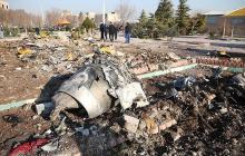"""Франция готова принять участие в расследовании причин катастрофы """"Боинга"""" в Иране: детали"""