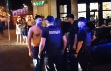 """""""Николаевским отморозкам придется провести за решеткой два года"""", - Геращенко радостно оповестил про наказание для мажоров, которые устроили драку с полицией, - кадры"""