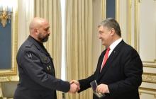 Порошенко назначил замену Гладковскому в СНБО: пост займет легендарный военный с Донбасса