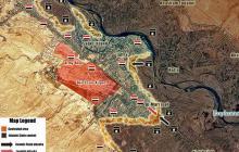 Асад с Россией снова штурмуют Дейр-эз-Зор: мощный бой вспыхнул у нефтяного месторождения Коноко