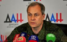 """Басурин """"осквернил"""" памятник Захарченко странной выходкой - соцсети смеются над этими фото"""
