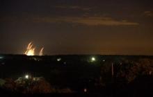 """""""Всю ночь до 5 утра были взрывы. В Донецке сгорел дом"""" – дончане пережили еще одну сложную ночь"""