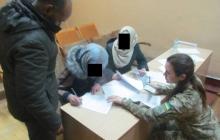Две жительницы охваченной войной Сирии попросились жить в Украину. Опубликованы кадры