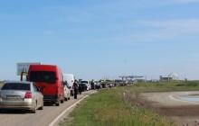 Российские силовики похитили  27-летнего украинца на границе с оккупированным Крымом